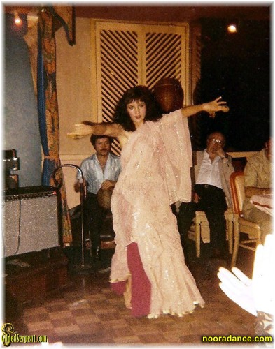 Noora's audition at El Sultan (Ibis) 1981