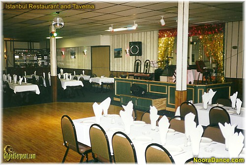 Istanbul Restaurant and Taverna in New Jersey