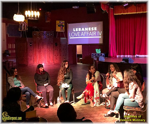 Full Panel at Lebanese Love affair