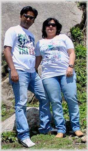 Samar & Wife