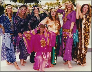 sadira's troupe