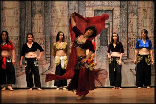 Alia Studio Dancers