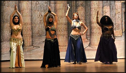 Snake Charmer Dance Company