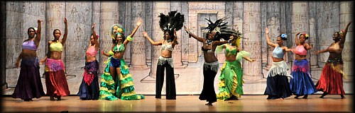 Nubian Daughters and Troupe Walid