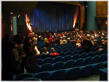Marin Civic Auditorium