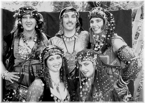 Gypsy Moor Dancers