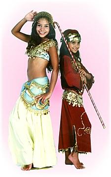 Asha and Sophia