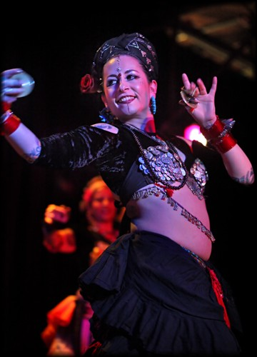 Carolena of Fat Chance Belly Dance
