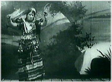 Thomas Edison's movie of Fatima