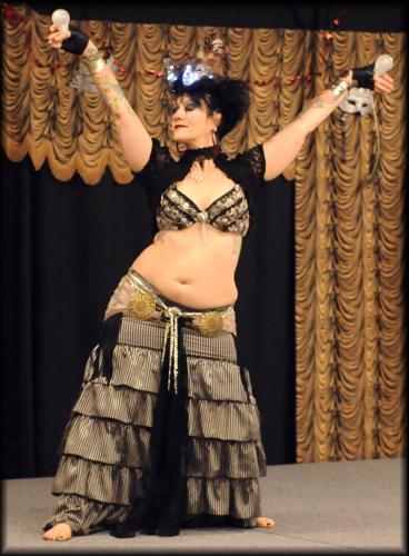 Madame Electra by Khani Zulu