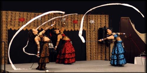 Robbon Dancers