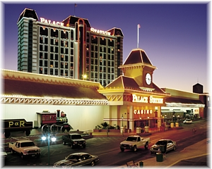 The Palace Station in Las Vegas