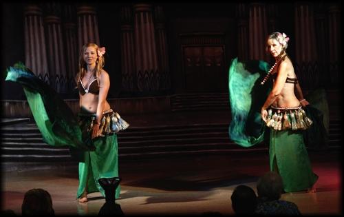 Tahitian Duo