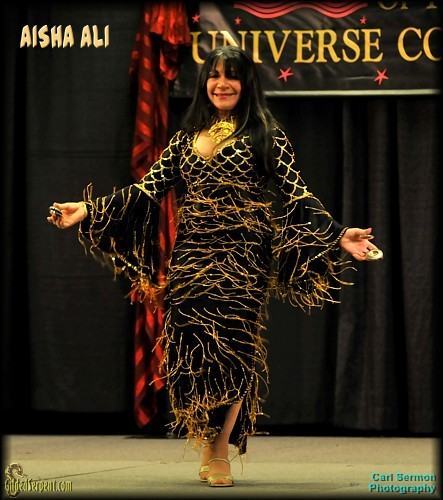 Aisha Ali