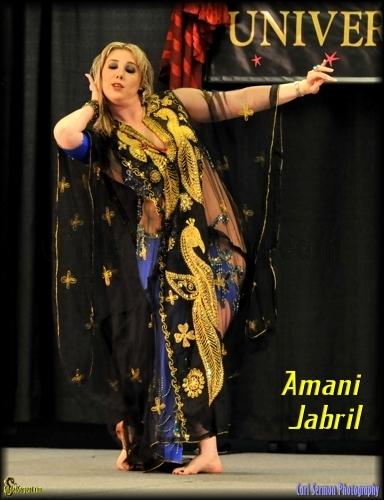 Amani Jabril