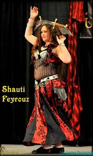 Shanti Ferouz