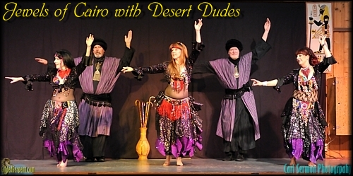 Jewels of Cairo with the Desert Dudes