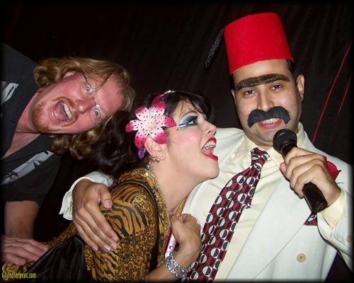 Hakim sings