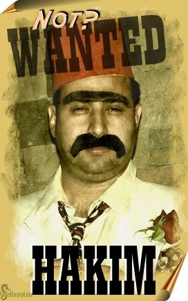 Hakim poster