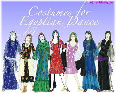 Farida's Costume Design Books