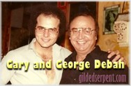 Gary and George Debah