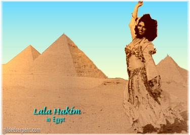 Lala Hakim-courtesy of Papyrus Magazine from an article- modification by GS