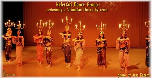 Nefertari Elshamedan by Zeina