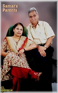 Samar's Parents