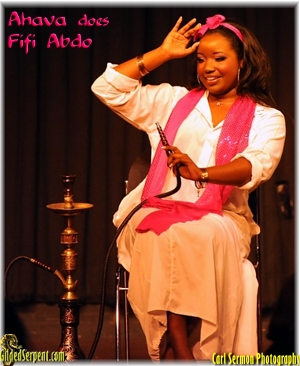 Ahava does Fifi