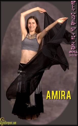 Amira Tribal Solo