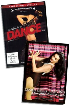 2 beginner DVDs