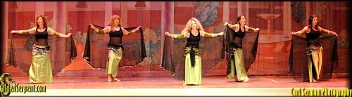 Dancers of Denile