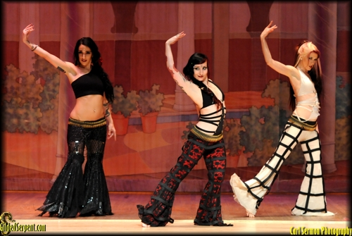 Ariellah and Deshreet Dance Company of San Francisco