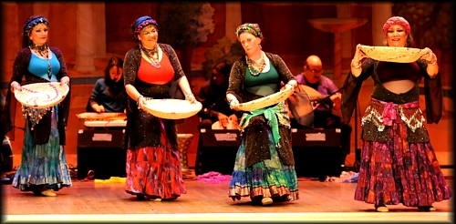 Sharifa and Troupe Tangiers