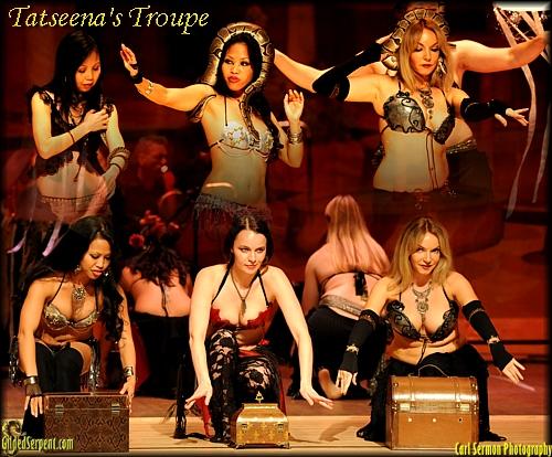Tatseena's troupe