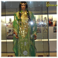 Costume of Bahrain