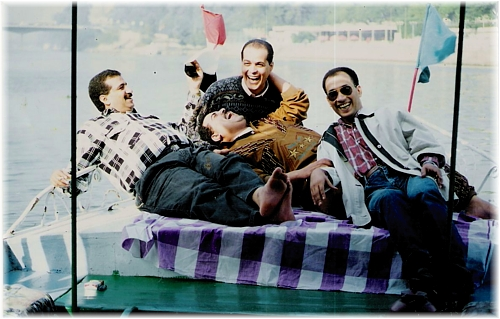 Band Relaxing