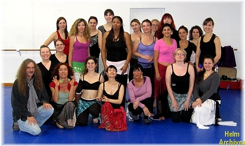 Class in Paris, click for enlargement