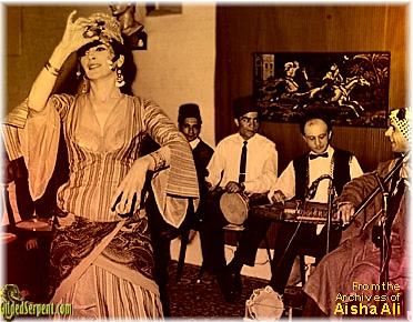 Aisha Ali Archives