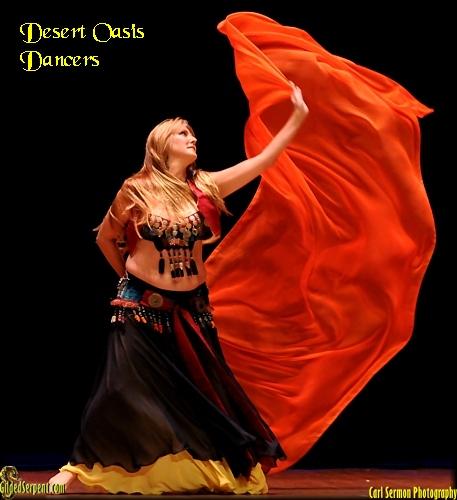 Desert Oasis Dancers