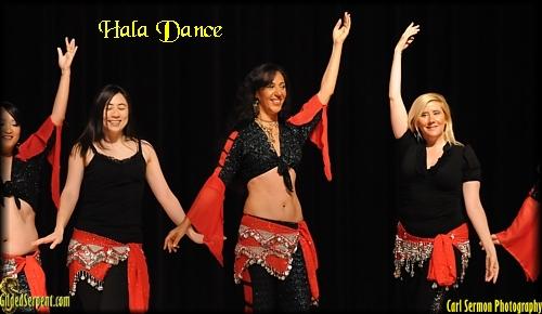 Hala Dance