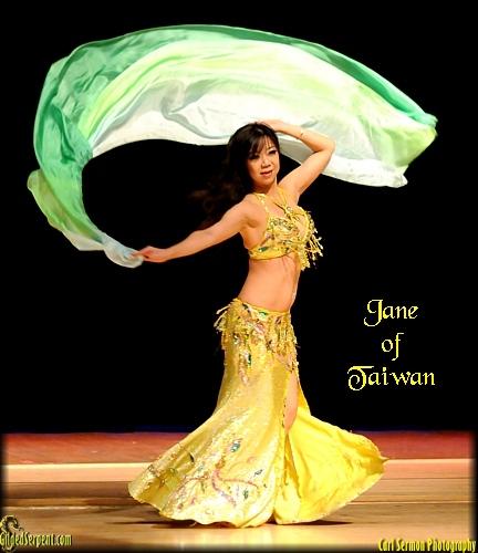 Jane of Taiwan