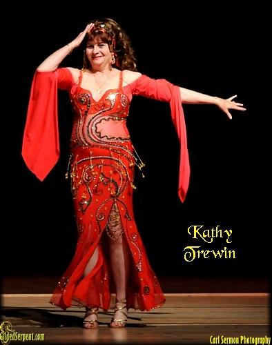 Kathy Trewin