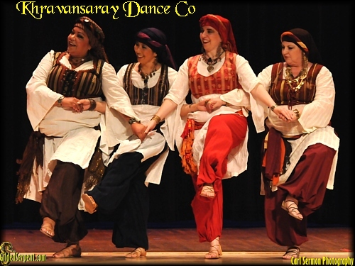 Khravansaray Dance Company