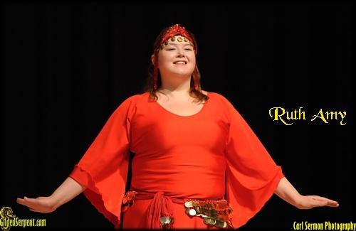 Ruth Amy