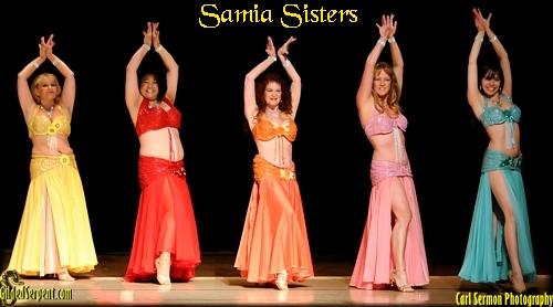 Samia Sisters