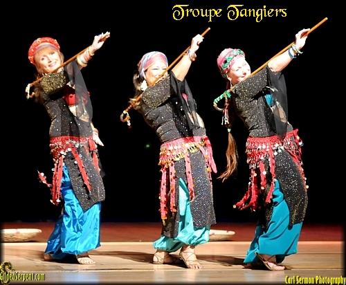 Troupe Tangiers