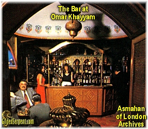 The Bar at Omar Khayyam