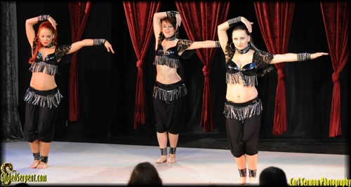 Inspirit The Newage Bellydancers of Germany