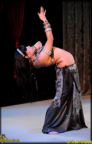 Jeka Tribellydancer of Venezula